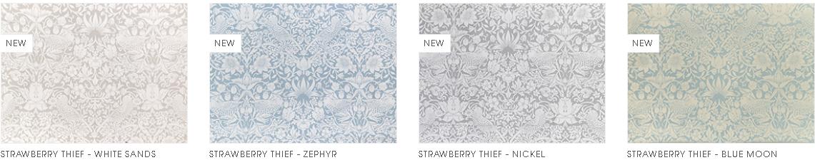 Strawberry Thief Fabrics 2
