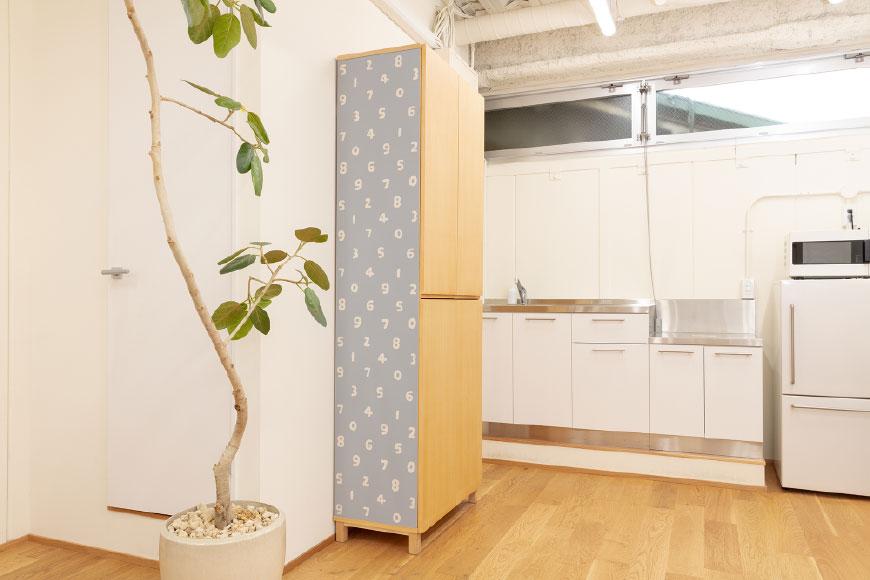 家具とステンシル