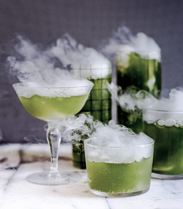 halloween batch cocktail
