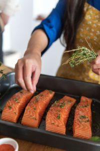 脂肪の多い魚 オメガ3脂肪酸