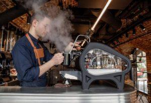 カフェ Le Café Alain Ducasse & Le Chocolat Alain Ducasse