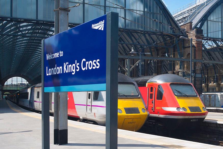 Welcome to London Kings Cross