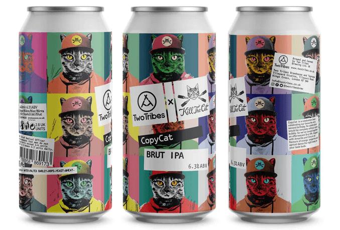 缶ビール Copycat