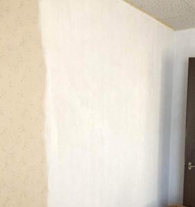 漆喰 しっくりん 壁紙の漆喰ファンデーション