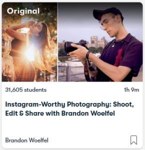 Instagram-Worthy Photography: Shoot, Edit & Share